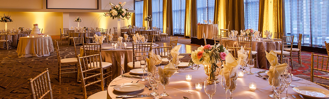 Wyndham Grand Pittsburgh Downtown Wedding Reception Venue