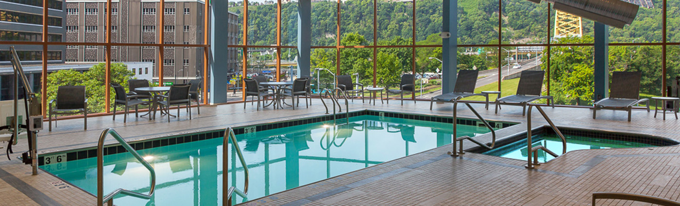 Wyndham Grand Pittsburgh Downtown Indoor Pool
